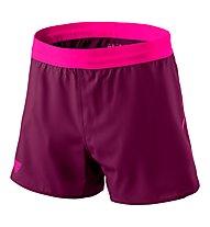 Dynafit Alpine - pantaloni corti trail running - donna, Purple/Pink