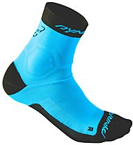 Dynafit Alpine - kurze Socken Trailrunning - Herren, Light Blue