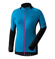 Dynafit Alpine Warm - giacca in pile trail running - donna, Blue/Black
