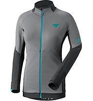 Dynafit Alpine Warm - giacca in pile trail running - donna, Grey