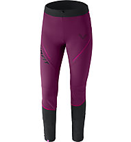Dynafit Alpine Warm - Laufhose Trailrunning - Damen, Violet/Black