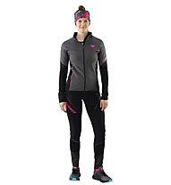 Dynafit Alpine Warm - Laufhose Trailrunning - Damen, Black/Light Pink