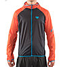 Dynafit Alpine Wind 2 - Windjacke mit Kapuze - Herren, Orange/Black