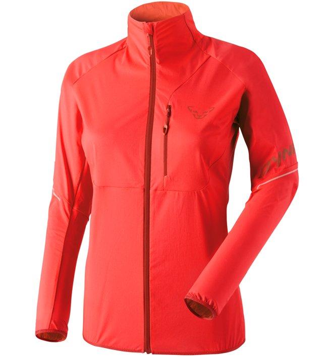 Dynafit Alpine Wind - Bergsportjacke - Damen, Red