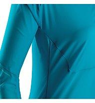 Dynafit Alpine Wind - Bergsportjacke - Damen, Blue