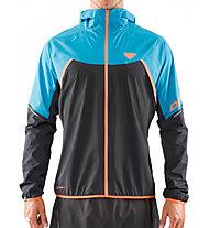 Dynafit Alpine WP 2,5L - giacca hardshell con cappuccio - uomo, Blue/Black