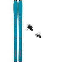 Dynafit Baltoro Women 2.0 - Tourenski Set: Ski + Bindung