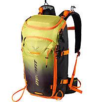 Dynafit Beast 32 - Freeriderucksack, Black/Yellow/Orange