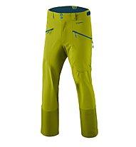 Dynafit Beast Hybrid - Hardshellhose Skitouren - Herren, Green/Light Blue
