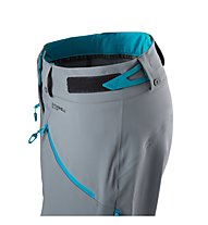 Dynafit Beast Hybrid - pantaloni sci alpinismo - donna, Grey