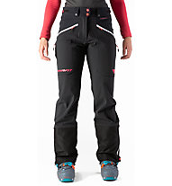 Dynafit Beast Hybrid - Hardshellhose Skitouren - Damen, Black