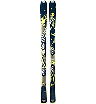 Dynafit Broad Peak - Tourenski, Black/Yellow