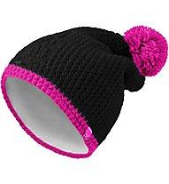 Dynafit Denali - Mütze Skitouren, Black/Pink