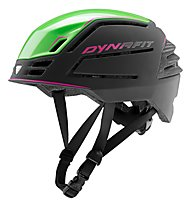 Dynafit DNA - casco scialpinismo, Black/Green