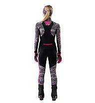 Dynafit DNA 2 W - Rennanzug - Damen, Black/Grey/Pink