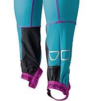 Dynafit Dna W Racing - tuta sci alpinismo - donna, Pink/Green