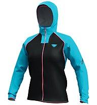 Dynafit Elevation 2 GTX - giacca in GORE-TEX® - donna, Black/Light Blue