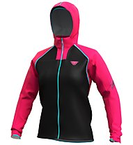 Dynafit Elevation 2 GTX - giacca in GORE-TEX® - donna, Black/Pink