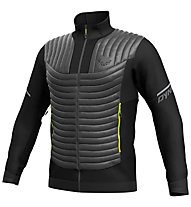 Dynafit Elevation Hybrid - giacca ibrida - uomo, Black/Dark Grey