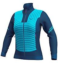 Dynafit Elevation Hybrid Jacket - giacca ibrida - donna, Blue/Light Blue