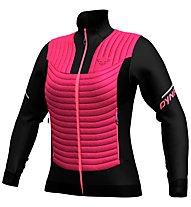 Dynafit Elevation Hybrid Jacket - giacca ibrida - donna, Black/Pink