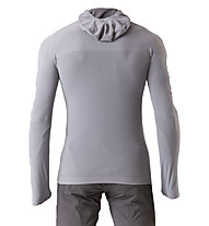 Dynafit Elevation S-Tech - felpa con cappuccio trail running - uomo, Grey