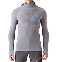 Dynafit Elevation S-Tech - Langarm-Shirt Trailrunning - Herren, Grey