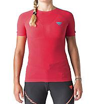 Dynafit Elevation S-Tech - T-shirt trail running - donna, Pink