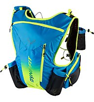 Dynafit Enduro 12 - Trailrunningrucksack, Blue/Yellow