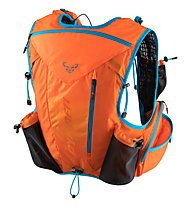 Dynafit Enduro 12 - zaino trailrunning, Orange/Blue