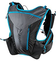 Dynafit Enduro 12 - Trailrunningrucksack, Grey/Blue