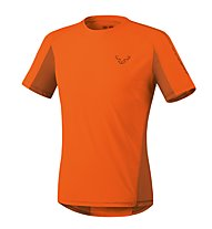 Dynafit Endruo S/S Tee, Carrot