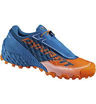 Dynafit Feline Sl - scarpe trail running - uomo, Light Blue/Orange