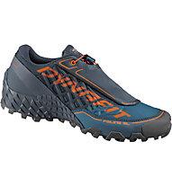 Dynafit Feline Sl - scarpe trail running - uomo, Dark Blue/Orange