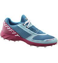 Dynafit Feline Up - scarpa trail running - donna, Light Blue/Pink