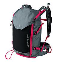 Dynafit Free 30 - Freeriderucksack - Damen, Grey/Black/Pink