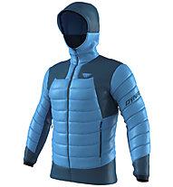Dynafit Free Down - giacca in piuma - uomo, Light Blue/Blue
