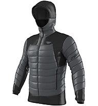 Dynafit Free Down - giacca in piuma - uomo, Dark Grey/Black