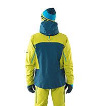 Dynafit Free GTX M - giacca in GORE-TEX - uomo, Yellow/Blue