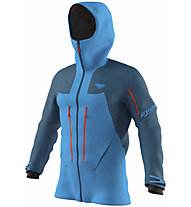 Dynafit Free GTX M - giacca in GORE-TEX - uomo, Blue/Light Blue