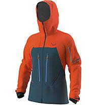 Dynafit Free GTX M - GORE-TEXjacke - Herren, Orange/Blue