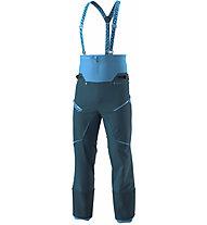Dynafit Free GTX M - pantaloni freeride - uomo, Blue/Light Blue