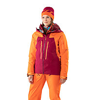 Dynafit Free GTX W - Softshelljacke - Damen, Red/Orange