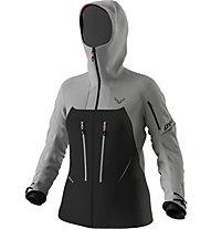 Dynafit Free GTX - giacca softshell - donna, Grey/Black