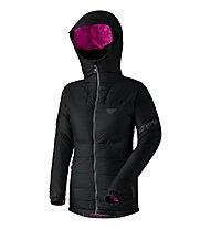Dynafit Ft - Daunenjacke mit Kapuze Skitouren - Damen, Black/Pink