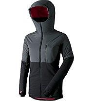Dynafit Ft Pro Prl - giacca con cappuccio sci alpinismo - donna, Grey/Black