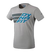Dynafit Graphic - T-Shirt Bergsport - Herren, Grey