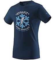 Dynafit Graphic - T-Shirt Bergsport - Herren, Light Blue