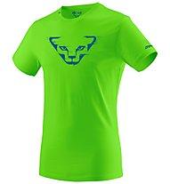 Dynafit Graphic - T-Shirt Bergsport - Herren, Green/Light Blue