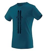 Dynafit Graphic - T-Shirt Bergsport - Herren, Blue/Dark Blue